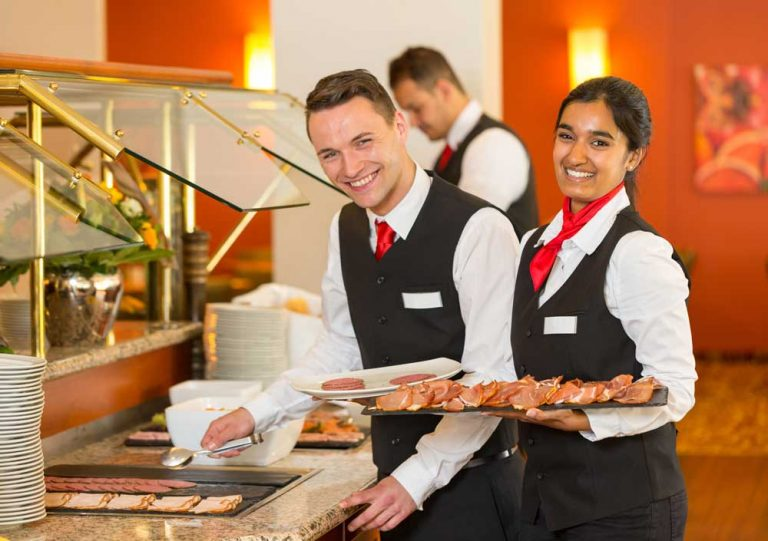 Career Start in Swiss Hospitality Industry